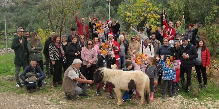 Ο Ευκλής ''Τα παιδιά συναντούν τα πόνυ στην Φάρμα Μενινά'' 1