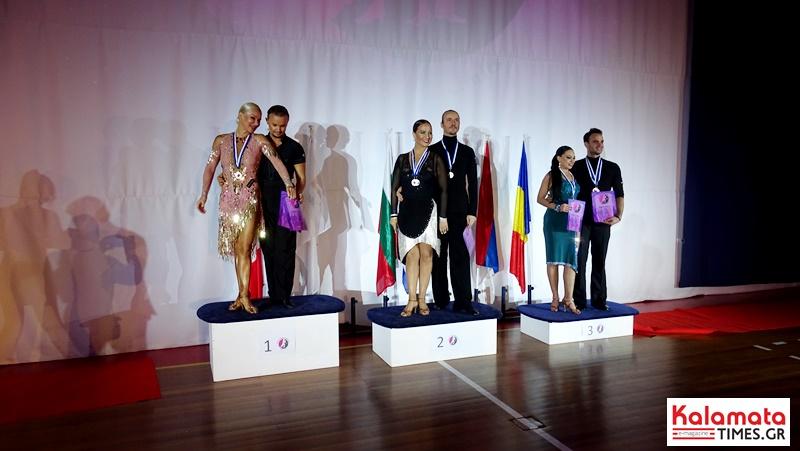 Εντυπωσιακή η Τελετή Gala του 2ου Διεθνούς Διαγωνισμού Αθλητικού Χορού 2nd Kalamata Dance Cup 2