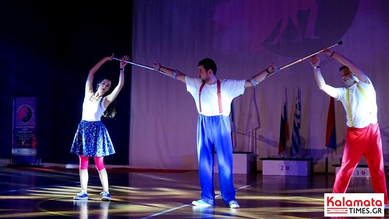 Εντυπωσιακή η Τελετή Gala του 2ου Διεθνούς Διαγωνισμού Αθλητικού Χορού 2nd Kalamata Dance Cup 3