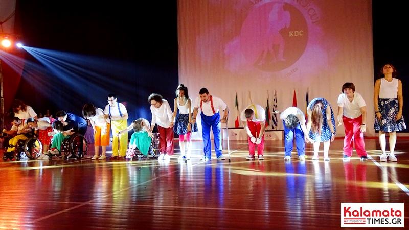 Εντυπωσιακή η Τελετή Gala του 2ου Διεθνούς Διαγωνισμού Αθλητικού Χορού 2nd Kalamata Dance Cup 4
