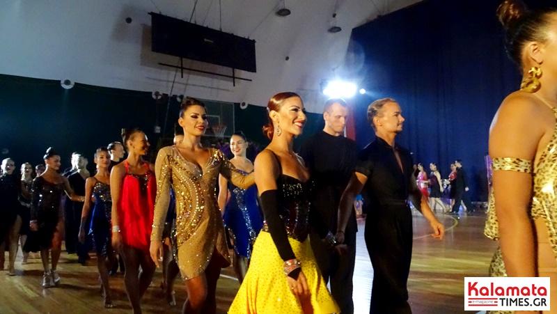 Τόνωση και ζωντάνια στην πόλη από τους χορευτές του 2ου Διεθνούς Διαγωνισμού Χορού 13