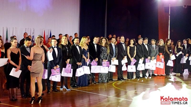 Εντυπωσιακή η Τελετή Gala του 2ου Διεθνούς Διαγωνισμού Αθλητικού Χορού 2nd Kalamata Dance Cup 6
