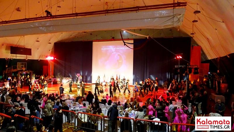 Εντυπωσιακή η Τελετή Gala του 2ου Διεθνούς Διαγωνισμού Αθλητικού Χορού 2nd Kalamata Dance Cup 8