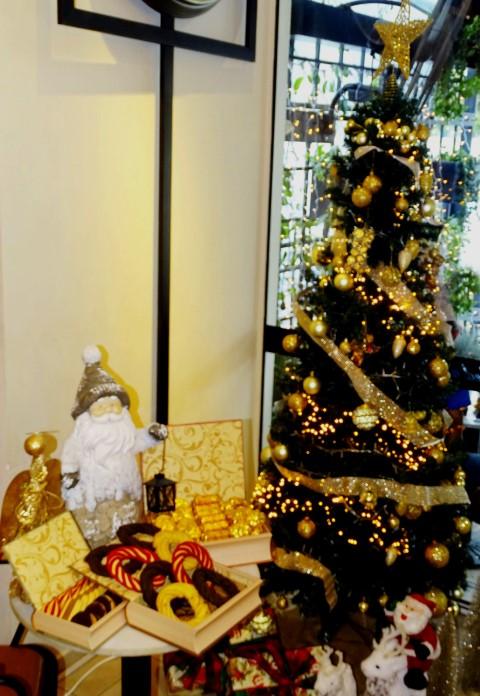 Χριστούγεννα συντροφιά με ζεστές γευστικές προτάσεις από το καφέ Μαυροειδής 2