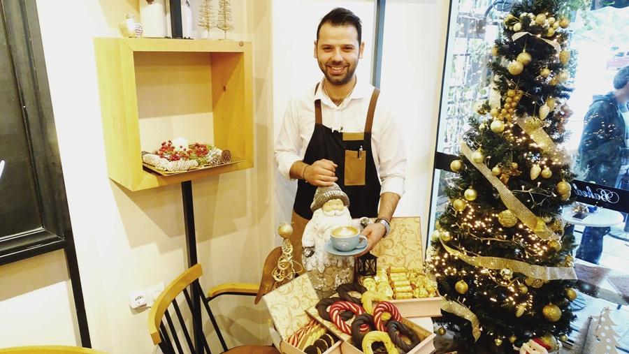 Χριστούγεννα συντροφιά με ζεστές γευστικές προτάσεις από το καφέ Μαυροειδής 5