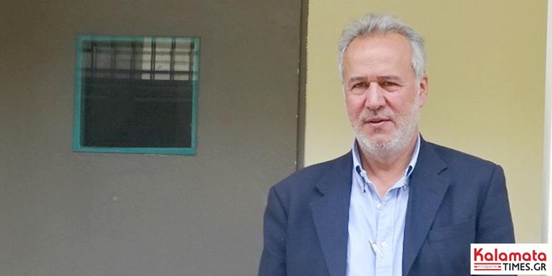 Μιχάλης Αντωνόπουλος για τη διακοπή του πιλοτικού προγράμματος 5G στο δήμο Καλαμάτας 1