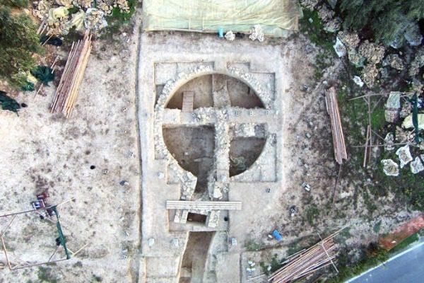 Εντυπωσιακή αρχαιολογική ανακάλυψη στη Μεσσηνία: Δυο θολωτοί τάφοι κοντά στην Πύλο 6