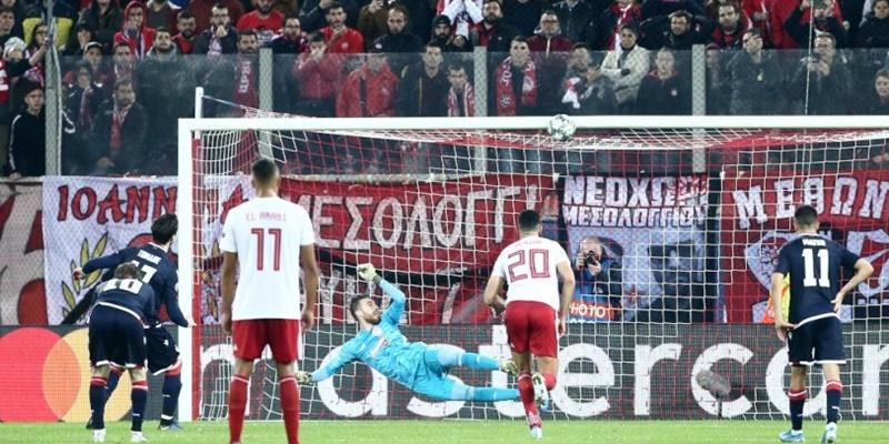 Ο Ολυμπιακός με πέναλτι στο 88' πήρε την πρόκριση στους «32» του Europa League! 4