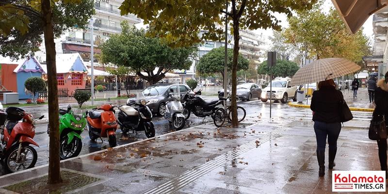 Αλλάζει ραγδαία το σκηνικό – Έρχονται καταιγίδες και πτώση της θερμοκρασίας 18