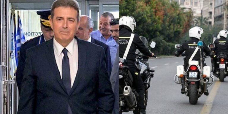Χρυσοχοΐδης: «Κάθε 10 λεπτά θα περνούν αστυνομικοί από κάθε γειτονιά» 28