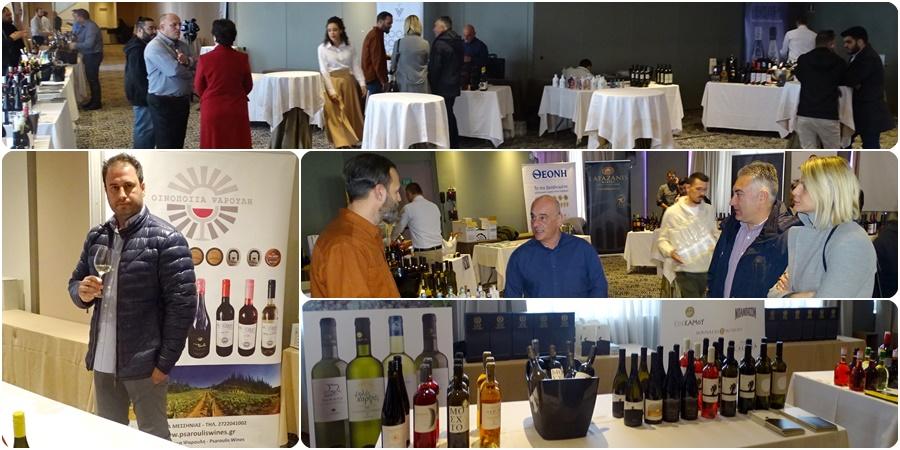 Η έκθεση κρασιού «ΟΙΝΟ messinia» άνοιξε τις πύλες της (photos +video) 1