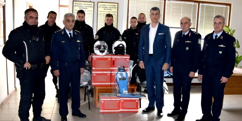 Δωρεά εξοπλισμού για τις ανάγκες της Ομάδας ΔΙΑΣ Μεσσηνίας από το ίδρυμα «Καπετάν Βασίλη & Κάρμεν Κωνσταντακοπούλου» 12