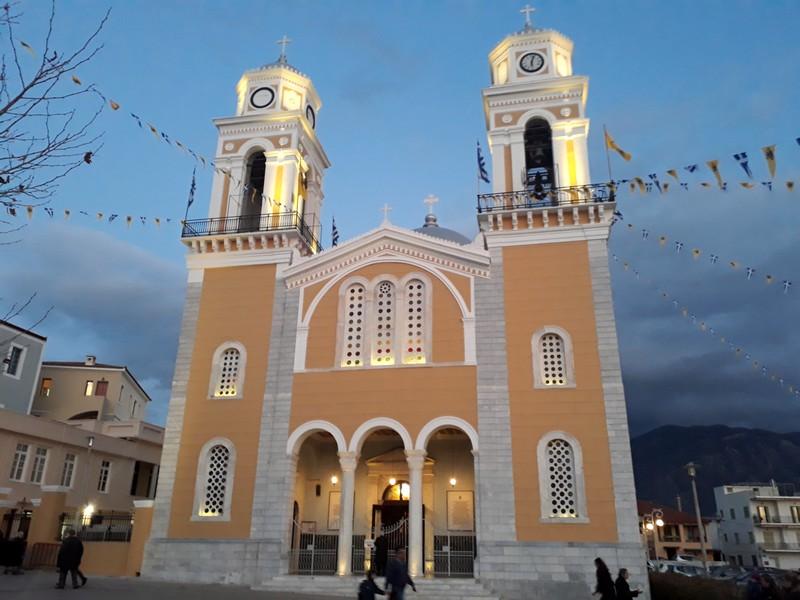 Ξεκίνησαν οι εορταστικές εκδηλώσεις για την ενθρόνιση της Παναγίας Υπαπαντής στην Καλαμάτα 4