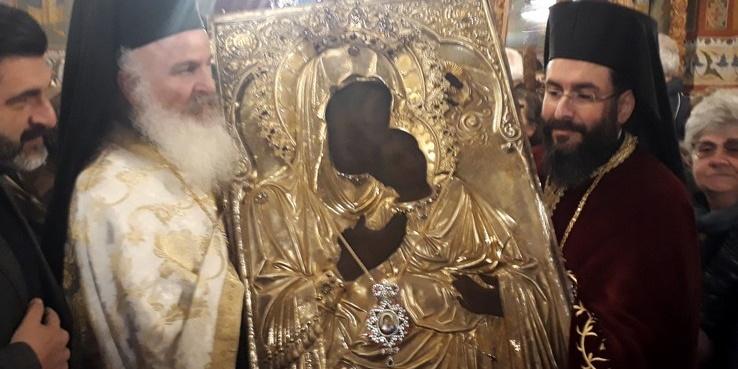 Ξεκίνησαν οι εορταστικές εκδηλώσεις για την ενθρόνιση της Παναγίας Υπαπαντής στην Καλαμάτα 1