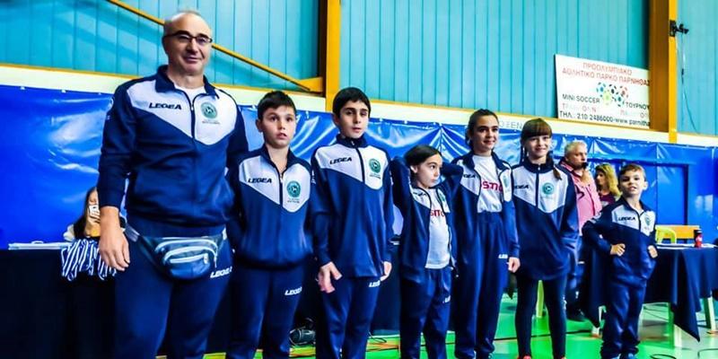 """Επιστροφή στις προπονήσεις για τους αθλητές του ΑΣΜ """"Αριστόδημος"""" 1"""