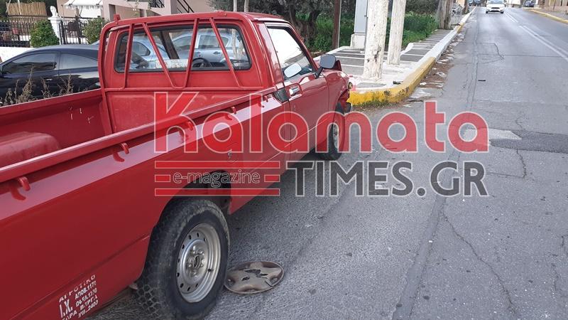 Δίχως θύματα σφοδρή σύγκρουση οχημάτων στα Γιαννιτσάνικα 7