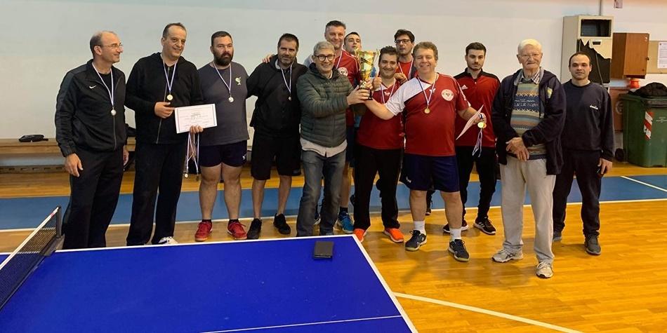 Μόνο νίκες θέλει ο ΟΕΑΚ στους αυριανούς πρωταθληματικούς αγώνες ping pong στην Καλαμάτα 3