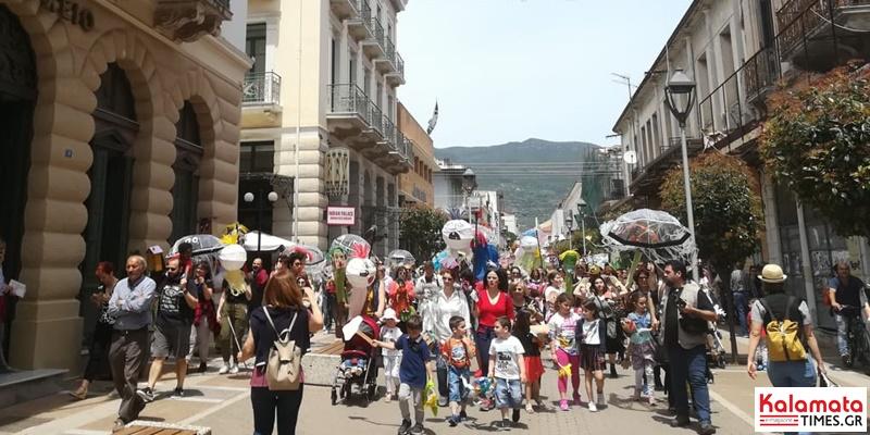 Η Αγωνιστική Συνεργασία Πελοποννήσου στο πλευρό του Φεστιβάλ Κουκλοθέατρου 2