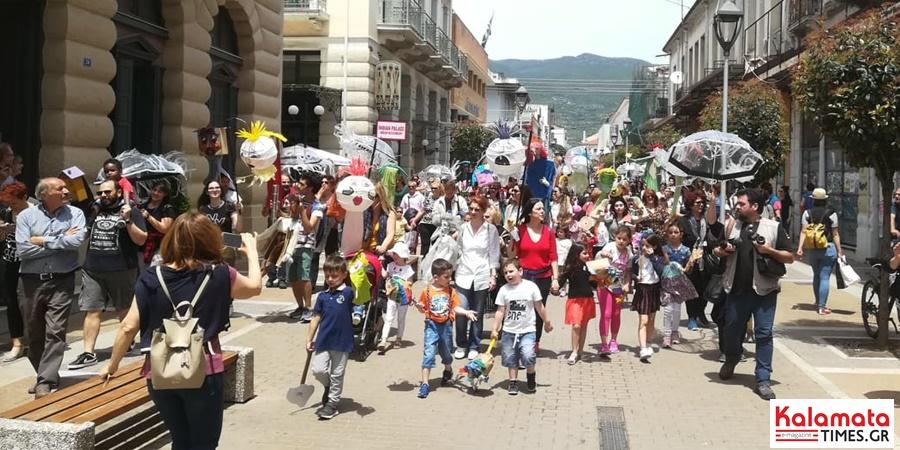 Η Αγωνιστική Συνεργασία Πελοποννήσου στο πλευρό του Φεστιβάλ Κουκλοθέατρου 15