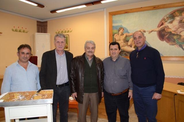 Ο Κυνηγετικός Σύλλογος Καλαμάτας έκοψε την πίτα του 2