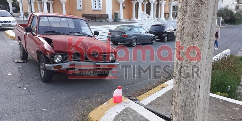 Δίχως θύματα σφοδρή σύγκρουση οχημάτων στα Γιαννιτσάνικα 6