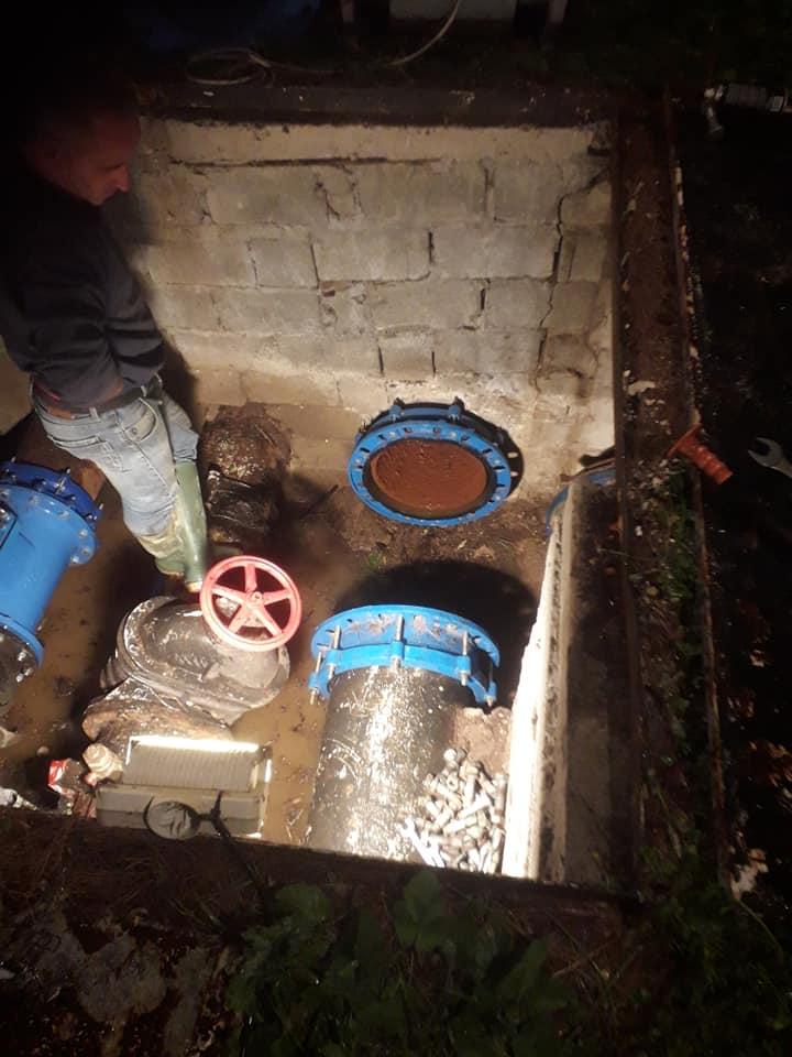 Αλλαγή υδρομέτρων στις εγκαταστάσεις του Κάστρου Καλαμάτας 7