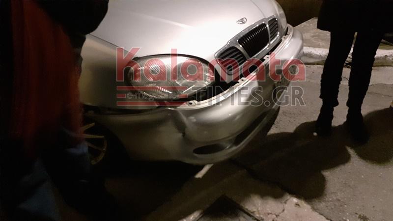 Τροχαίο ατύχημα στην Νικηταρά και μποτιλιάρισμα μέχρι την Αριστομένους 3