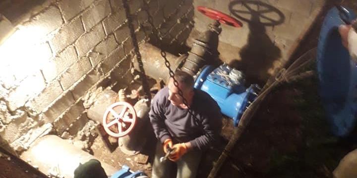 Αλλαγή υδρομέτρων στις εγκαταστάσεις του Κάστρου Καλαμάτας 13