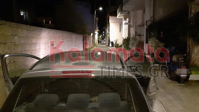 Τροχαίο ατύχημα στην Νικηταρά και μποτιλιάρισμα μέχρι την Αριστομένους 5
