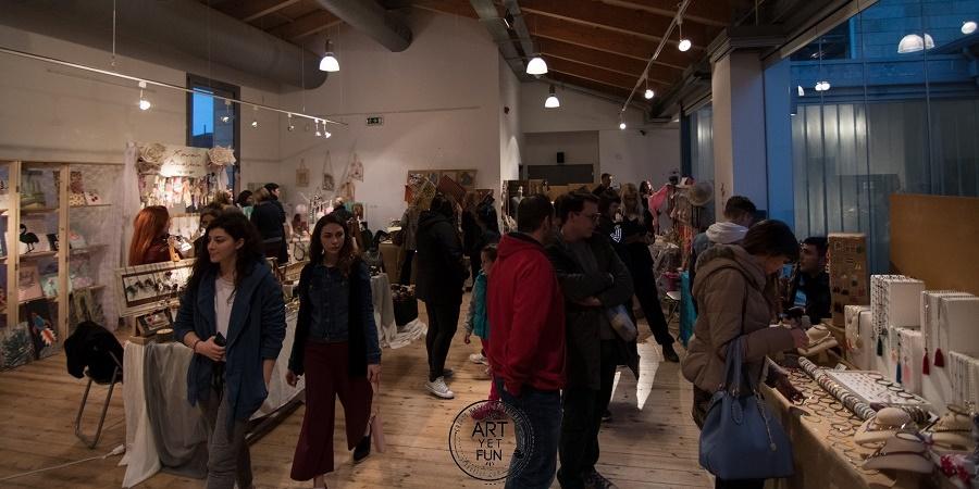 Κάλεσμα συμμετοχής για χειροτέχνες της Καλαμάτας «Ανοιξιάτικο Art Yet Fun Market '20» 24