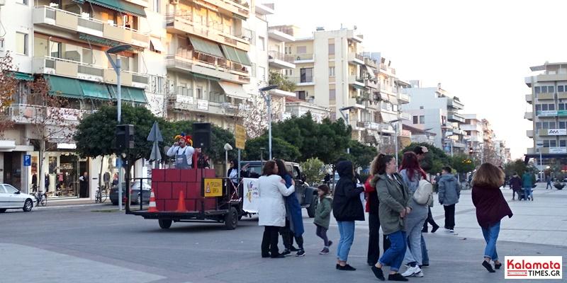 Ο Τελάλης του 8ου Καλαματιανού Καρναβαλιού (video) 42