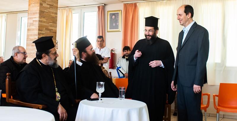 Το Άσυλο Απόρων Ανιάτων της Ιεράς Μητροπόλεως Μεσσηνίας έκοψε Βασιλόπιτα 3