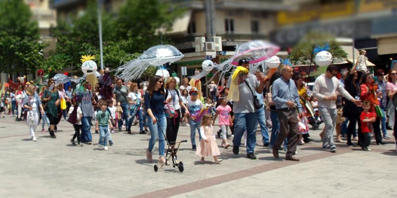 Π. Νίκας στηρίζει και σε άλλες πόλεις της Περιφέρειας το Φεστιβάλ Κουκλοθέατρου 8