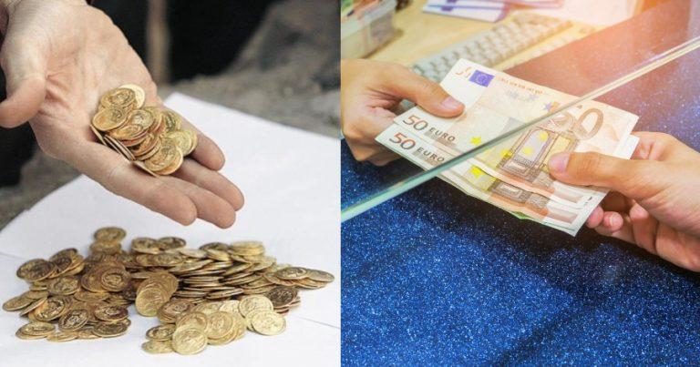Οι Έλληνες ξεπουλάνε τις χρυσές λίρες τους! Ποια η τιμή πώλησης; 26