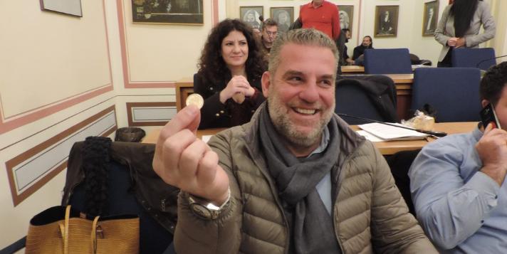 Έκοψαν την βασιλόπιτα στο δημοτικό συμβούλιο Καλαμάτας 15