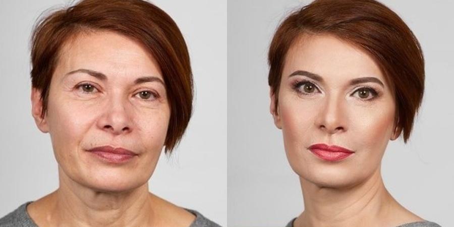 Μακιγιάζ μετά τα 50: Ποιες αποχρώσεις κολακεύουν μια ώριμη κυρία και καλύπτουν τις ατέλειες του δέρματος 18