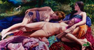 """tzamouranis 310x165 - Έκθεση Ζωγραφικής του Δημήτρη Τζαμουράνη """"New Paintings"""" στη Θεσσαλονίκη"""
