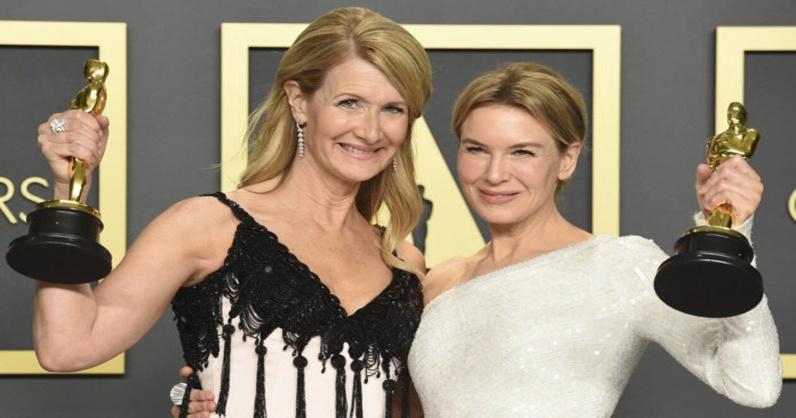 Oscars 2020: Αυτές κέρδισαν τα Όσκαρ Α' και Β' Γυναικείου Ρόλου 4