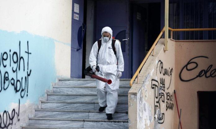 Κορονοϊός στην Ελλάδα: Κλειστά σχολεία σε όλη τη χώρα λόγω COVID-19 19