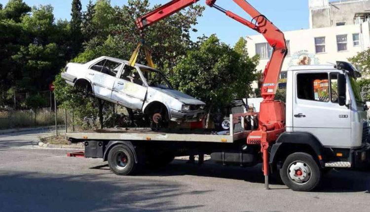 Σύμβαση για την περισυλλογή των εγκαταλελειμμένων οχημάτων στην Μεσσήνη 35