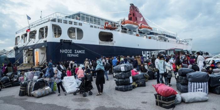 Να δοθούν έγγραφα στους πρόσφυγες να πάνε στη χώρα προορισμού τους 10