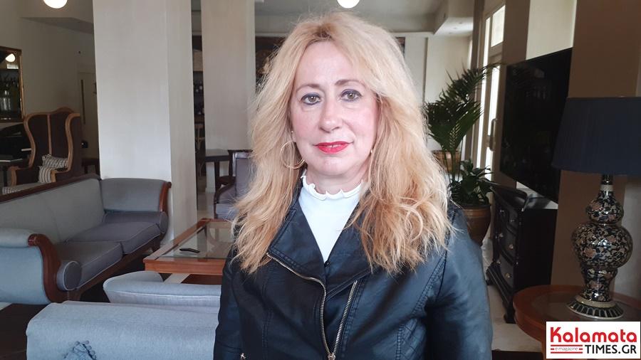 Αντωνία Μπούζα για τις καταστροφές στο Δήμο Οιχαλίας 2