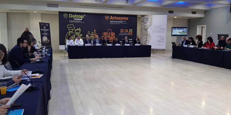 Η Καλαμάτα παρουσιάζει το μεσσηνιακό ελαιόλαδο στη «Detrop Boutique» της ΔΕΘ - Helexpo 13