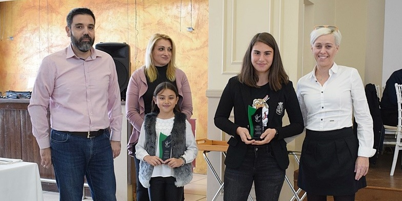 Πίτα και βραβεύσεις στον Όμιλο Αντισφαίρισης Καλαμάτας 25