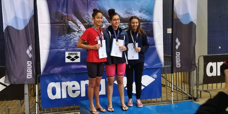 Δυο μετάλλια στο πρωτάθλημα κολύμβησης ΠΠ-ΠΚ για την Άρτεμις του Άργη 7