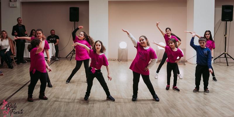 Ο χορός είναι πραγματική ευλογία για κάθε παιδί, οποιασδήποτε ηλικίας 1