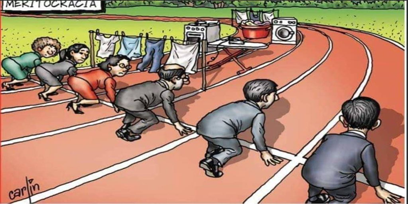 Το σκίτσο που φανερώνει τα εμπόδια των εργαζόμενων μαμάδων, έγινε viral! 1