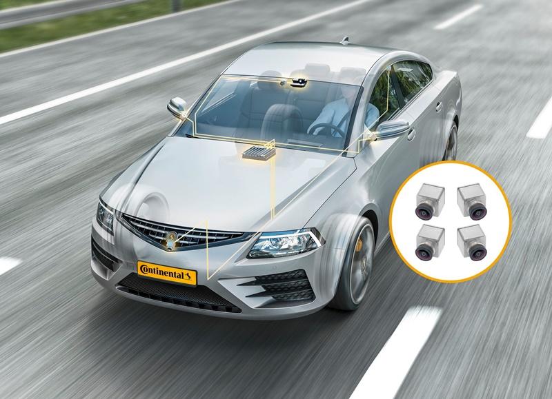 Κάμερες  θα αντικαταστήσουν στο μέλλον τους οπίσθιους  καθρέπτες οδήγησης 4