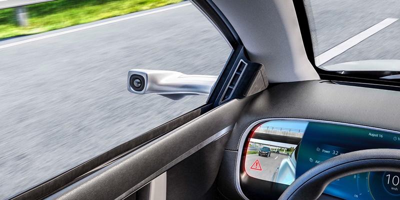 Κάμερες  θα αντικαταστήσουν στο μέλλον τους οπίσθιους  καθρέπτες οδήγησης 1