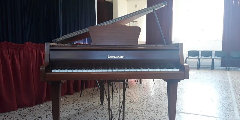 Δωρεά ιστορικού πιάνου του Ωδείου Αθηνών στο Σύλλογο Φιλοπρόοδων Φιλιατρών 7